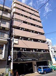 ラパンジール恵美須III[7階]の外観