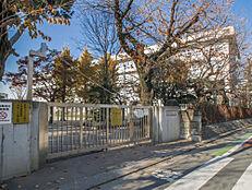 小学校 480m 武蔵野市立第三小学校