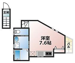 仮)神前町新築[2階]の間取り