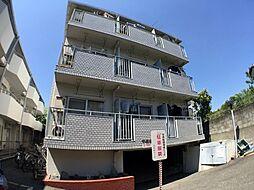 千里山コーポ[3階]の外観