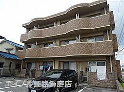 兵庫県姫路市東今宿6丁目の賃貸マンションの外観