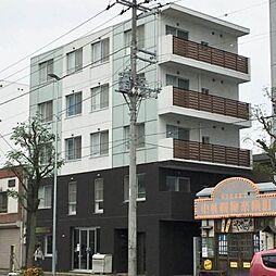 プレシア東札幌[4階]の外観