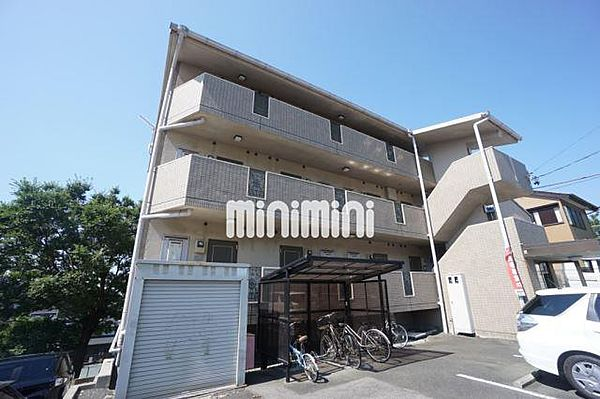 ハイネス大岩 3階の賃貸【愛知県 / 豊橋市】