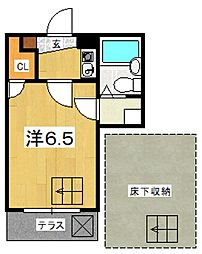国府津駅 2.7万円