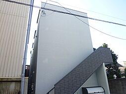 クロスレジデンス布施[1階]の外観