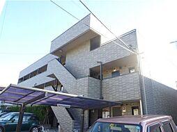 千葉県市川市中山4丁目の賃貸マンションの外観