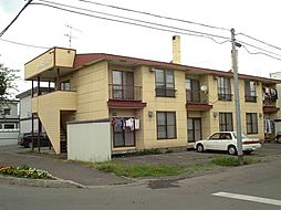 春駒橋ハイツ[6号室]の外観
