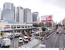 品川駅(現地まで720m)