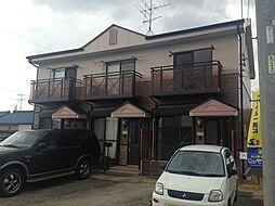 愛知県海部郡大治町大字長牧字向の賃貸アパートの外観