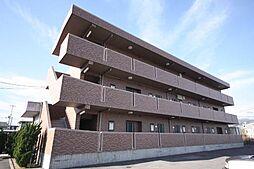 香川県高松市郷東町の賃貸マンションの外観