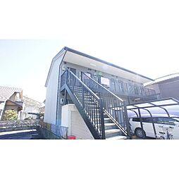 サンポート[1階]の外観