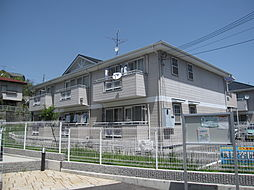 奈良県奈良市中山町西3の賃貸アパートの外観