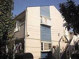 リゼール久米[101号室号室]の外観