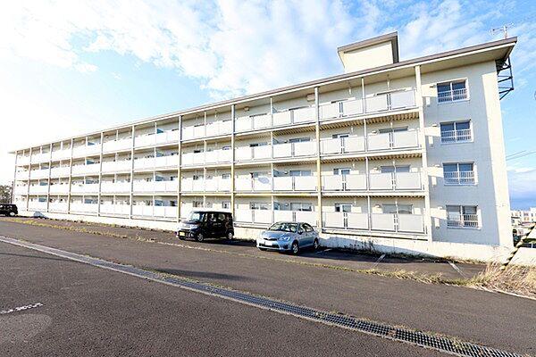 ビレッジハウス大楽毛1号棟 2階の賃貸【北海道 / 釧路市】