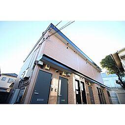 アムール 桜屋[102号室]の外観