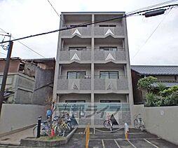 京都府京都市北区紫竹大門町の賃貸マンションの外観