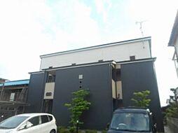 大阪府高石市千代田4丁目の賃貸アパートの外観