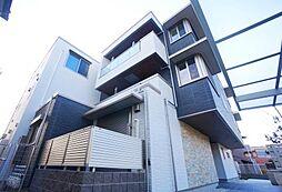兵庫県伊丹市梅ノ木4丁目の賃貸マンションの外観