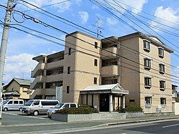 福岡県筑紫郡那珂川町片縄1の賃貸マンションの外観