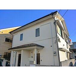 東京都練馬区下石神井6丁目の賃貸アパートの外観
