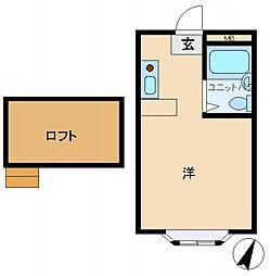 吹上駅 2.5万円