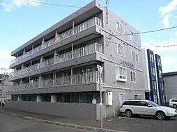 レジデンスカトウ[4階]の外観