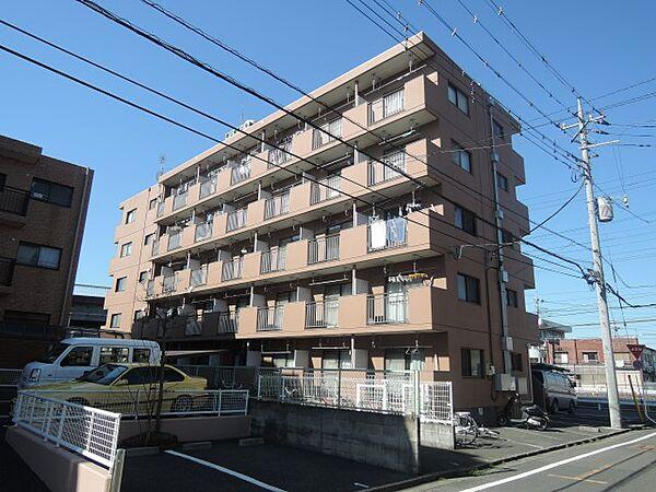 第12増尾ビル(北坂戸学生会館)[406号室]の外観