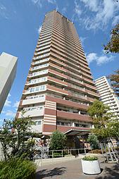 ローレルスクエア大阪ベイタワー[13階]の外観
