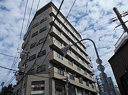大阪府大阪市東成区中道3の賃貸マンションの外観