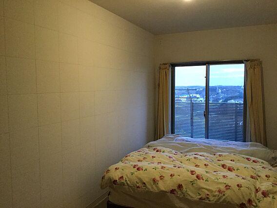 約8帖主寝室