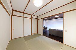 ご家族の憩いのスペースとしてはもちろん客間として、お子さまの遊び場としてなど多目的に使える和室。