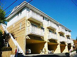 戸田ホームタウン[2階]の外観