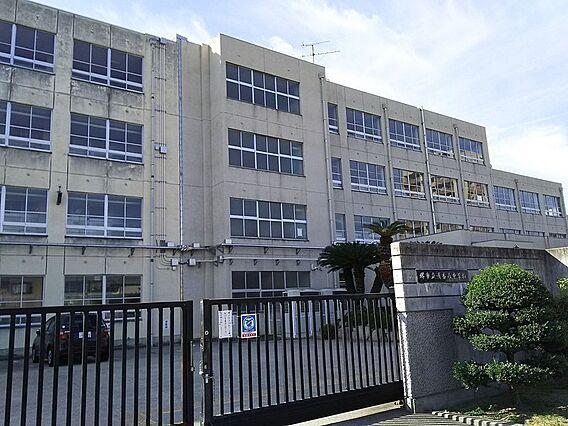 浅香山中学校ま...