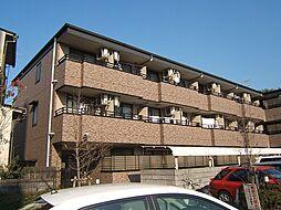 京都府京都市伏見区醍醐川久保町の賃貸マンションの外観