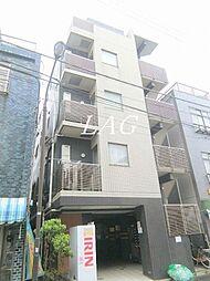 グランディアラ東京EAST[4階]の外観