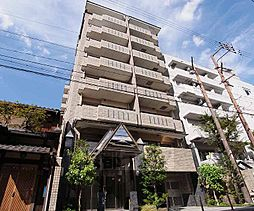 京都府京都市中京区桝屋町の賃貸マンションの外観