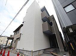 愛知県名古屋市瑞穂区彌富通5丁目の賃貸アパートの外観