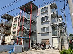 プラザ大和田[1階]の外観