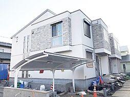 仮称)アメニティー藤沢市石川新築アパート[1階]の外観