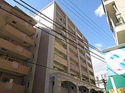 東明マンション壱番館[4階]の外観