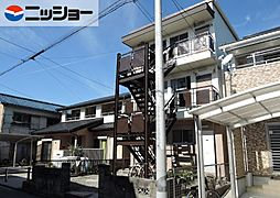 大橋荘[2階]の外観