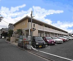 京都府京都市伏見区深草綿森町の賃貸アパートの外観