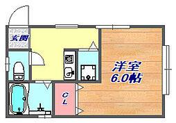 [タウンハウス] 兵庫県神戸市東灘区御影石町4丁目 の賃貸【/】の間取り