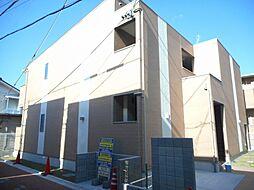 EXハイツ天美II[2階]の外観