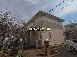 [テラスハウス] 神奈川県平塚市岡崎 の賃貸【/】の外観
