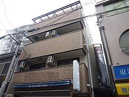 グランヴェルデ新大阪[4階]の外観
