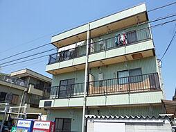 リバティ金子[3階]の外観