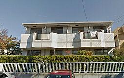 愛知県名古屋市緑区神沢3丁目の賃貸アパートの外観
