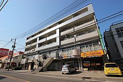 広島県広島市安佐南区大町東3丁目の賃貸マンションの外観