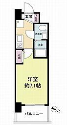 セレニテ福島カルム[4階]の間取り